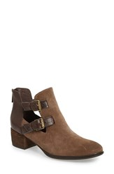 Isola Women's 'Darnell' Bootie Havana Brown Suede