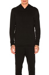 Athletic Propulsion Labs Apl Terry Hoodie Black