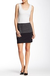Kate Spade Saturday Colorblock Tank Dress Black