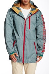 Dc Ripley 15 Snow Jacket Gray