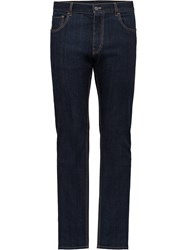 Prada Tapered Leg Jeans Blue