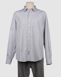 Jofre Long Sleeve Shirts Grey