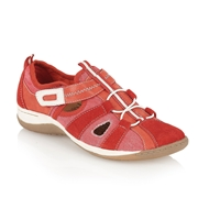 Lotus Bianchi Casual Shoes Red