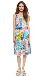 Paul Smith Multicolor Tank Dress