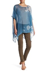 Johnny Was Sharkbite Silk Tunic Multi