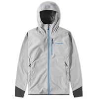 Patagonia Levitation Soft Shell Hoody Grey