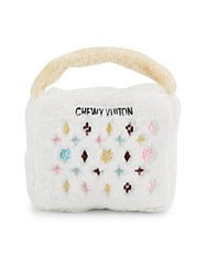 Haute Diggity Dog Chewy Vuiton Purse Toy No Color