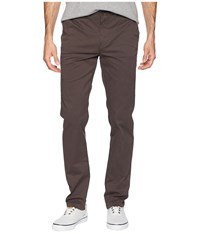 Globe Goodstock Chino Pants Storm Grey Casual Pants Gray