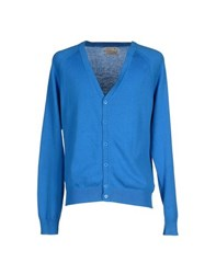 New Look Knitwear Cardigans Men Azure