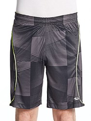 Fila Surge Shorts Blacksf001