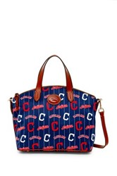 Dooney And Bourke Indians Small Gabriella Blue