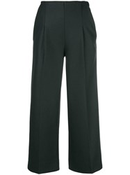 Chalayan Straight Trousers Green