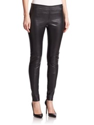 Pauw Leather Leggings Black
