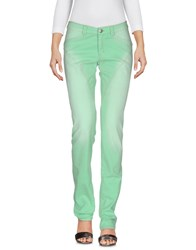 Carlo Chionna Jeans Light Green