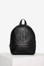 Nasty Gal Stud In The Middle Backpack
