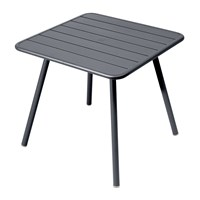 Fermob Luxembourg Garden Table Anthracite