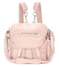 Alexander Wang Marti Mini Leather Backpack Pink