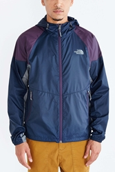 The North Face Flyweight Hooded Jacket Blue