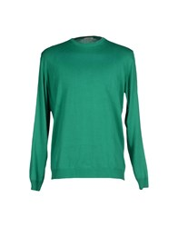 Bellwood Knitwear Jumpers Men Green