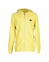 Macchia J Topwear Sweatshirts Men Yellow