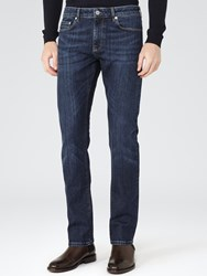 Reiss Crimson Stretch Slim Jeans Indigo