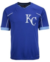 Majestic Men's Kansas City Royals Emergence Top Royalblue