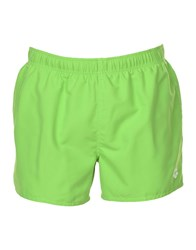 Arena Swim Trunks Light Green