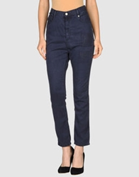My Lovely Jean Casual Pants Blue