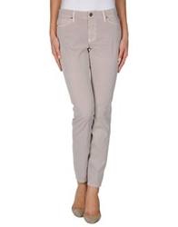Tag Elements Casual Pants Light Brown