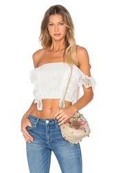 Jens Pirate Booty Josephine Top White