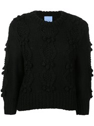Macgraw Propagation Jumper Merino Black