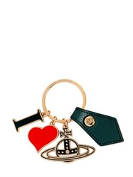 Vivienne Westwood Gadget I Love Metal Key Holder