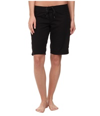 Rip Curl Love N Surf 11 Boardshorts Black Women's Swimwear