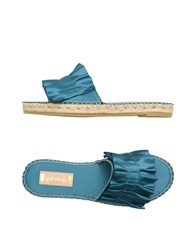 Vidorreta Sandals Deep Jade
