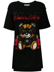 Moschino Bat Teddy Bear T Shirt 60