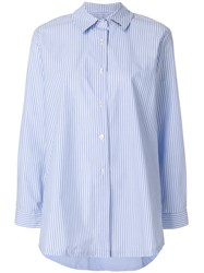 Etre Cecile Frenchie Star Shirt Blue