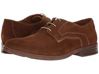 Hush Puppies Glitch Parkview Brown Suede Men's Shoes
