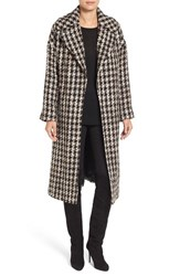 Charles Gray London Women's Tweed Longline Clutch Coat