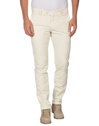 Betwoin Trousers Casual Trousers Men Beige
