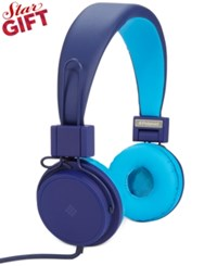 Polaroid Foldable Headphones Navy