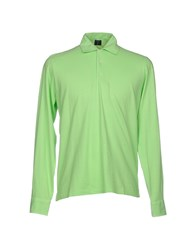 Mosaique Polo Shirts Acid Green