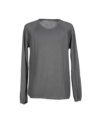 Nudie Jeans Co Knitwear Jumpers Men Grey