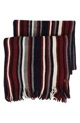 Men's Ben Sherman Vertical Stripe Knit Scarf
