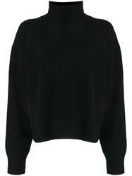 Le Ciel Bleu Turtleneck Relaxed Fit Jumper 60