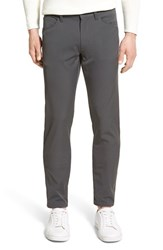 Theory Men's 'Raffi' Slim Fit Pants Dark Grey