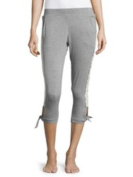 Candc California Ankle Jogger Pants Grey