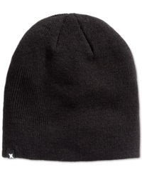 Hurley One And Only 2.0 Beanie Black