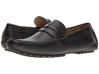 Ecco Dynamic Moc 2.0 Black Men's Moccasin Shoes