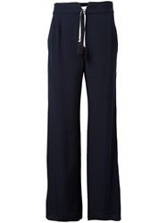 Antonia Zander Daimahose Trousers Blue