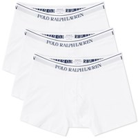 Polo Ralph Lauren Cotton Trunk 3 Pack White